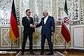 Iran's FM Javad Zarif Meets German FM Heiko Maas 04.jpg