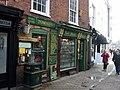 Ironmongers in St Owen Street - geograph.org.uk - 1757875.jpg
