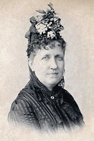 Isabel, Princess Imperial of Brazil - Princess Isabel around age 41, c. 1887