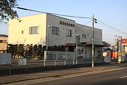 Ishinomaki-hibishinbun Office building.JPG