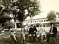 Isidore Belleau, Wilfrid Laurier, Robert-Laird Borden.jpg