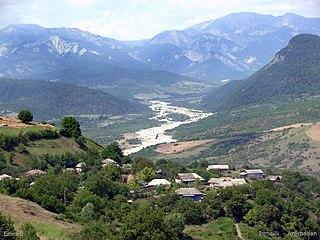Исмаиллы,  İsmayıllı, Азербайджан
