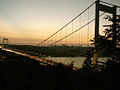 Istanbul's Sunsets, FSM Bridge.jpg