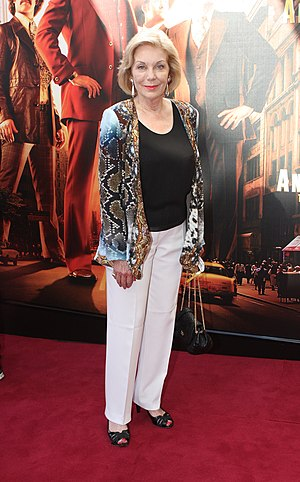 Ita Buttrose - Ita Buttrose at the premiere of Anchorman 2