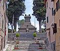 ItalyMentanaRMMonumentForGaribaldiBattle1867.JPG