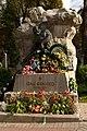 Ivan Franko, Lychakivskiy Cemetery, Lvov, Ukraine 2007.jpg