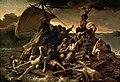 JEAN LOUIS THÉODORE GÉRICAULT - La Balsa de la Medusa (Museo del Louvre, 1818-19).jpg