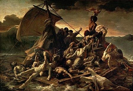 La balsa de la Medusa - Wikipedia, la enciclopedia libre