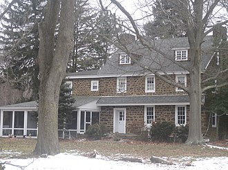 National Register of Historic Places listings in Gloucester County, New Jersey - Image: JESSE CHEW HOUSE(1)