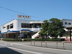 鳥羽駅新駅舎