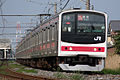 JRE 205-KeiyouLine Commuter Special Rapid.jpg