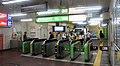 JR Nishi-Nippori Station Gates.jpg