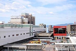 Fukui Station (Fukui) Railway station in Fukui, Fukui Prefecture, Japan