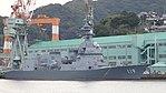 JS Asahi(DD-119) at Mitsubishi Heavy Industries Nagasaki Shipyard November 25, 2017 01.jpg