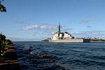 JS Myōkō departs Pearl Harbor, -10 Jul. 2012 b.jpg