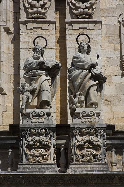 File:Jaén-Catedral de la Asunción-San Mateo-San Juan-20110919.jpg
