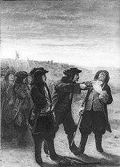 Anno 1706. De redding van Hendrik van Nassau-Ouwerkerk te Ramillies