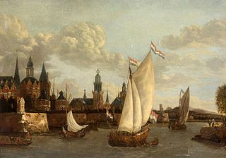Capriccio View of Haarlem