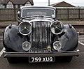 Jaguar 2.5 litre Saloon (3667363923).jpg