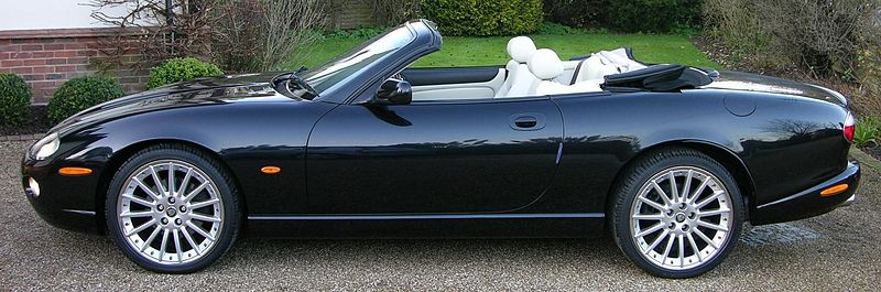 File:Jaguar XK8 Convertible - Flickr - The Car Spy (10).jpg