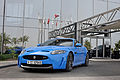 Jaguar XKR-S arrives in Bahrain (7179195071).jpg
