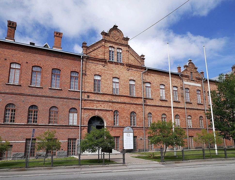 Jakobstad town office 20180705