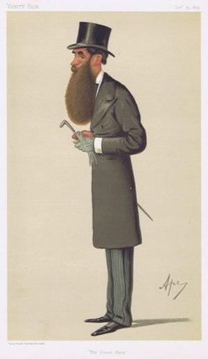 James Lloyd Ashbury - Image: James Lloyd Ashbury Vanity Fair 31 October 1874