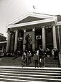 Jameson Hall, University of Cape Town, Celebrating Nelson Mandela's Life.jpg