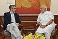 Jammu and Kashmir CM Omar Abdullah meets PM Modi.jpg