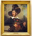 Jan Adam Kruseman (1804-1862), Stiermarker jager, 1832, Olieverf op doek.JPG
