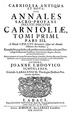 Janez Ludvik Schönleben - Carniolia antiqua et nova - book 3.pdf