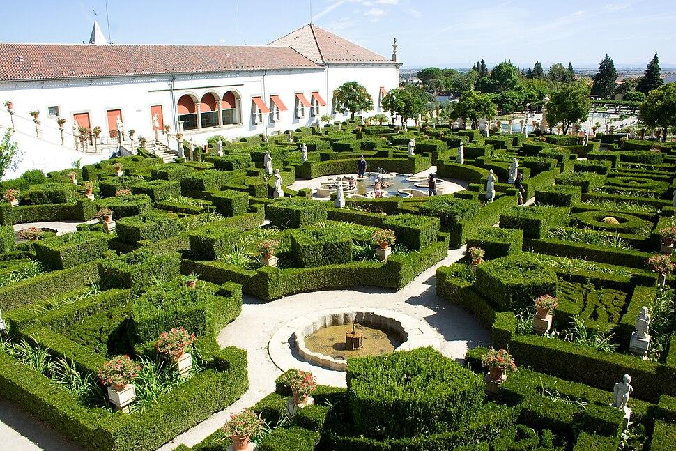 Jardim do Paço Episcopal