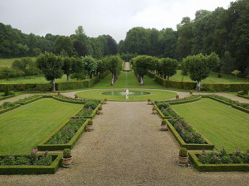 Jardin de Silière et sa demeure, 5 rue Varinot, 52600 Cohons (Inscrit Arrêté, 1986)
