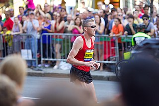 Jason Hartmann American marathon runner