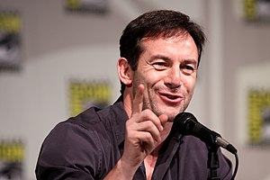 Jason Isaacs - Isaacs at the 2011 San Diego Comic-Con International in San Diego, California.
