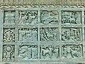 Jataka tales panels, Dhamma Nagajjuna, Nagarjuna Sagar Telangana, India - 1.jpg