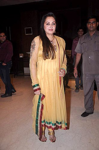 Jaya Prada - Jaya Prada at the launch of T P Aggarwal's trade magazine 'Blockbuster'