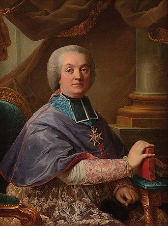 Jean-Armand de Bessuéjouls Roquelaure - Jean-Armand de Bessuéjouls Roquelaure
