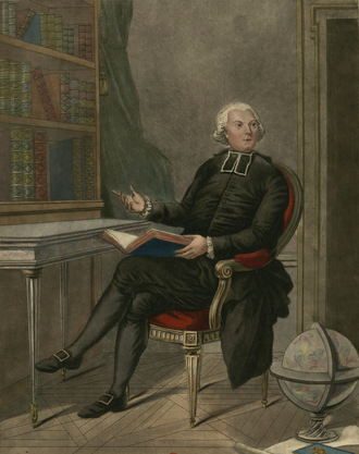 Jean-Sifrein Maury - Maury, Predicateur du Roi de France, 1789.