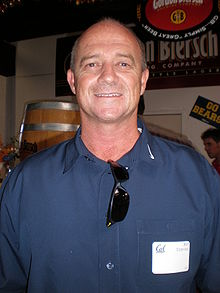 Jeff Tedford at 2009 Coaches Tour in SJ 1.JPG