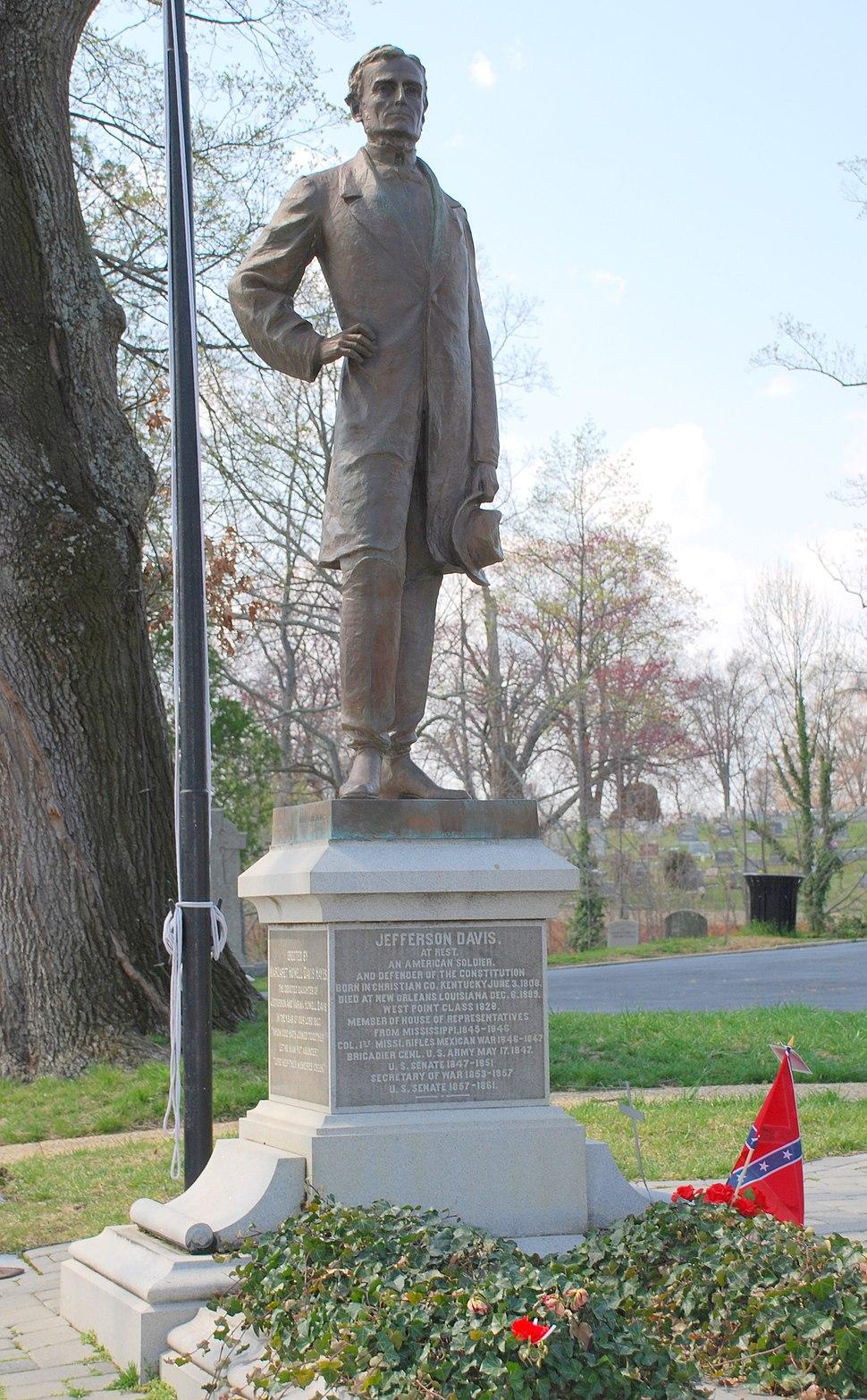 Jefferson Davis Grave