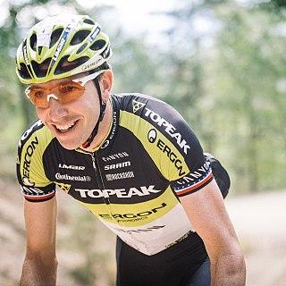 Jeremiah Bishop American racing cyclist