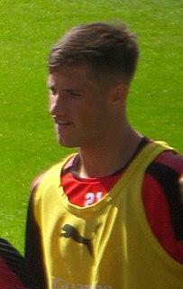 Jerry Yates English footballer