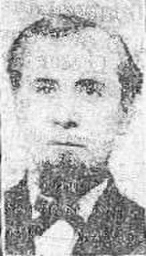 Jesse Armour Crandall - Image: Jesse Armour Crandall as young man