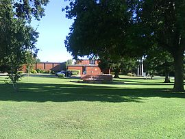 Jesuit High School, Carmichael, California.JPG