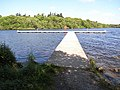 Jetty at Castle Caldwell - geograph.org.uk - 1390371.jpg