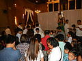 Jf2158Saint Monica Parish Church Minalin HolyMassfvf 20.JPG