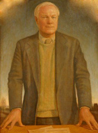 Jim Leach - Portrait of Jim Leach, 2002, collection of U.S. House of Representatives