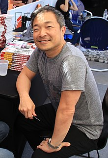 Jim Lee at DC's Pop-Up Shop - SXSW 2018 (cropped).jpg