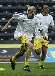 Jim McAlister Scottish footballer